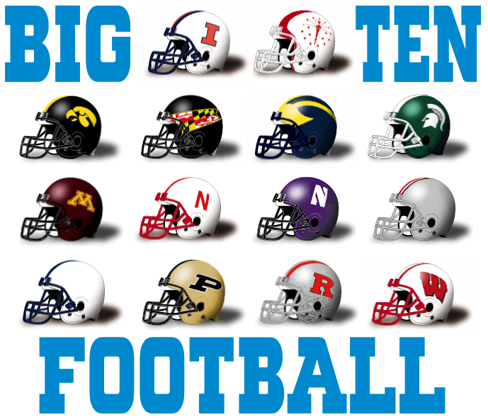 Big Ten Conference Football