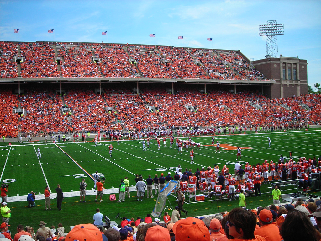 Related Keywords Amp Suggestions For Illinois Football Stadium
