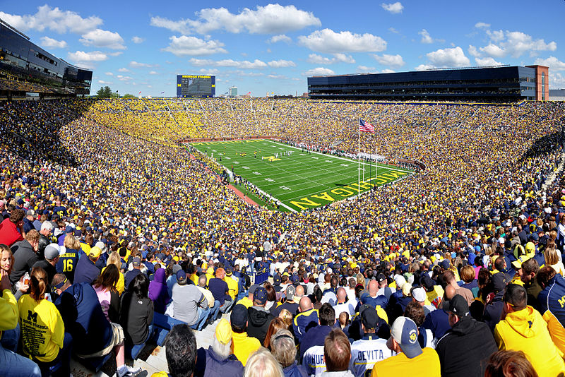 Michigan Football Stadium