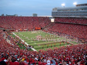Nebraska Football Stadium