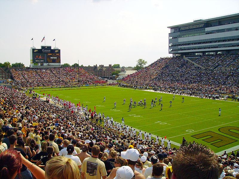 Purdue Football Stadium