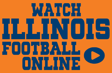 Watch Illinois Football Games Online