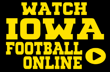 Watch Iowa Football Games Online