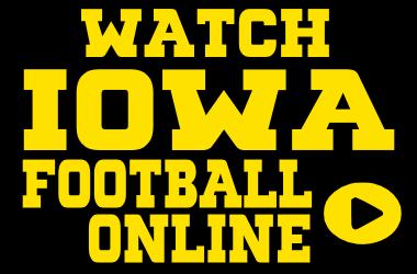 Watch Iowa Football Games Online