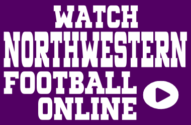 Watch Northwestern Football Games Online