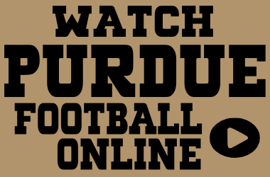 Watch Purdue Football Games Online