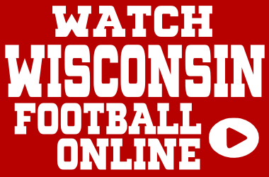 Watch Wisconsin Football Games Online
