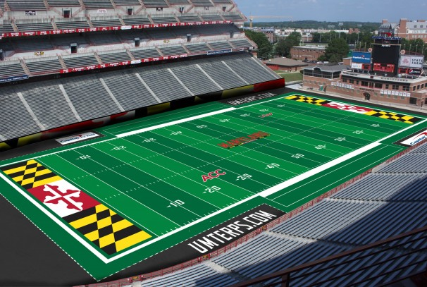 Maryland Football Stadium