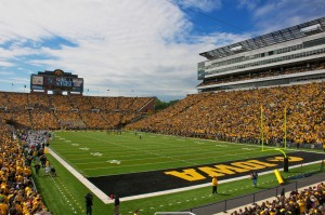 Iowa Football Stadium Wallpaper