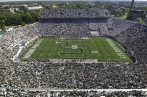 Michigan State Football Stadium
