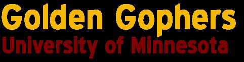 Minnesota Golden Gophers Football Online