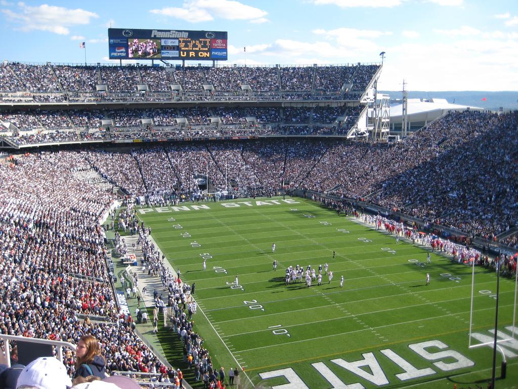 Penn State Football Stadium