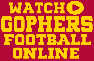 Watch Minnesota Football Games Online