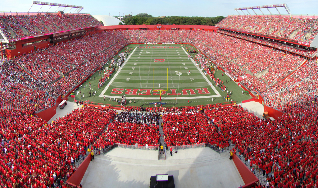 Rutgers Football Stadium - Big Ten Football Online