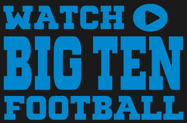 Watch Big 10 Football Games Online